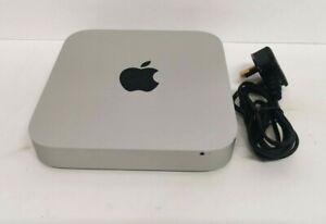 Apple Mac Mini A1347 PC Computer Intel Core i7 2.7GHz 500GB HDD 4GB RAM