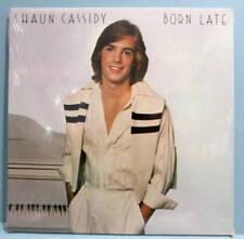BORN LATE SHAUN CASSIDY ORIG. 1977 LP RECORD WARNER #BSK 3126 NEW SEALED #413