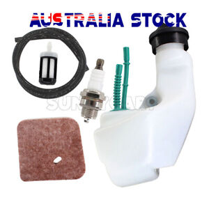Fuel Tank With Cap Air Filter For STIHL FS38 FS45 FS46 FS55 KM55 # 4232 350 0411