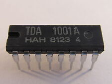 2 Stück TDA1001A Philips Interference/noise suppr. circuit for FM receivers 2pcs