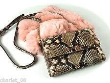 Michael Kors Tasche/bag SM Quilted Messenger Blossom Leder