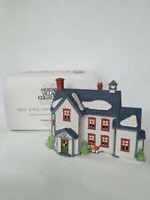 Department 56 Pennsylvania Dutch Farmhouse New England Village Series #5648-0