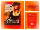 Les Amants de la savane.Patricia Waddell.J'Ai Lu Aventures & et Passions N° 6992