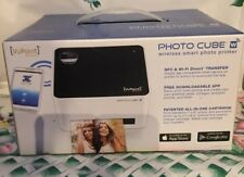 VuPoint IPWF-P100-VP Photo Cube Wireless Smart Color Phone Photo Printer *NEW*