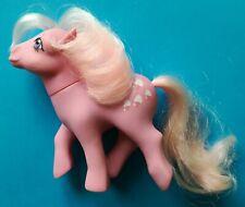 MON PETIT PONEY HASBRO G1 My Little Pony Lickety Split - 1984
