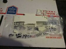 Model race car type frame and other parts scale unknown parts only)package #1990