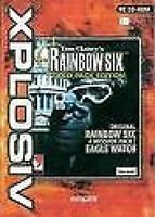 TOM CLANCY'S RAINBOW SIX GOLD PACK EDITION -  PC   GAME WINDOWS