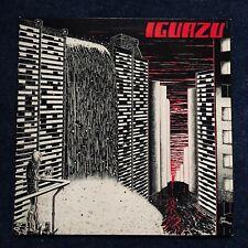 "Iguazu Self-Titled 12"" Vinyl LP 1984 Music Factory Records"