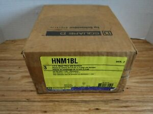 NIB-Square D HNM1BL 1.5in. Blank Fillers with Hardware Series 2