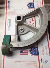"""Greenlee 5018632 Center-Line Rad 2"""" Emt Conduit Bender Die Shoe 9-3/16 #7179"""
