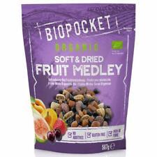 Fruta seca biopocket cultivador seco fruta mezcla snack 567g MHD 14/4/2021