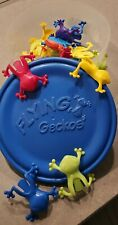 Flying Geckos Game And Some Flippin' Frogs