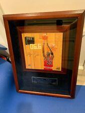 Upper Deck Authenticated Michael Jordan MJ's Final Floor Autographed #'d 10/23