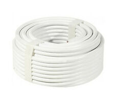 100 mètres Cable COAXIAL 100dB pour branchement TNT & ANTENNE PARABOLE - Exp 24h
