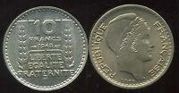 10 francs  TURIN  1948 petite tete  ( bis )