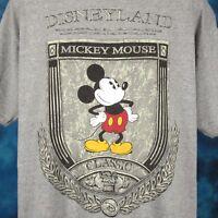 vintage 90s MICKEY MOUSE DISNEYLAND T-Shirt XL walt disney cartoon soft thin
