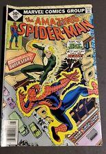 Vintage Marvel Comics The Amazing Spider-Man Issue 168  (1977)