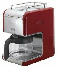 DeLonghi kMix Boutique Drip Coffee Maker 6 Cups Red CMB6-RD AC100v 4988371022226