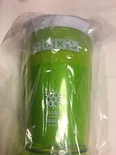 ZOKU Slush And Shake Maker Red Frozen Drink Desert Freeze Cups NEW