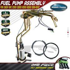 Fuel Pump w/ Sending Unit Assembly E3622S For Chevy GMC C/K 1500 2500 3500 96-97