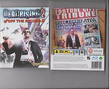 DEAD RISING 2 OFF THE RECORD PLAYSTATION 3 PS3  RATED 18 ZOMBIES