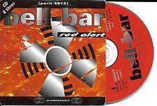 CD CARDSLEEVE CARTONNE BELL-BAR RED ALERT (PARIS 2013) 2T DE 1996