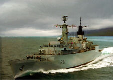 HMS Sfacciata mano finito, edizione limitata (25)