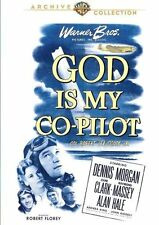 GOD IS MY CO-PILOT (B&W 1945 Dennis Morgan) Region Free DVD - Sealed