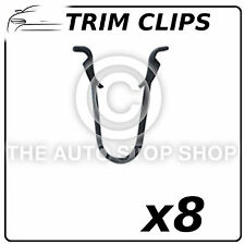 Trim Clips For Ford Ka/Escort/Fiesta Part Number 10361 Pack of 8 In Plastic Bag