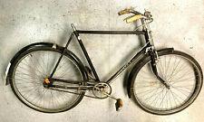 Vintage Dunelt with linkage brakes antique