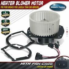 ROADFAR Heater Blower Motor 68012680AA Air Conditioning Blower Motor With Fan Cage fit for 2007-2009 Dodge Sprinter 2500//2007-2009 Dodge Sprinter 3500//2010-2016 Mercedes-Benz Sprinter 2500