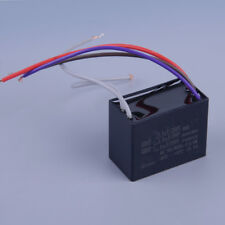 CBB61 Capacitor 2.5uF+ 3.5uF + 4uF 5 Wire 250VAC Capacitor For Ceiling Fan