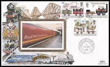 1996 GB Travelling Post Office Benham Rail No.24 Cover Peterborough-Carlisle TPO
