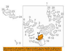 Mercedes MERCEDES-BENZ OEM 07-11 CLS63 AMG-A/C AC Evaporator Core 2118300758