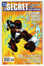 THE FLASH  SECRET FILES & ORIGINS # 2 - DC Comics 1999 (vf)