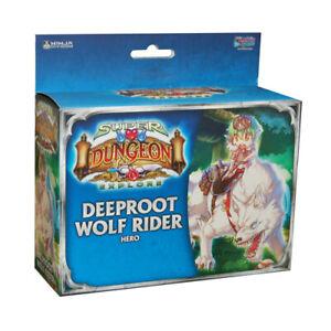 Super Dungeon Explore: Deeproot Wolf Rider