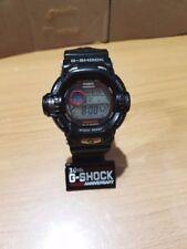 Vintage G-Shock GW-9200 Riseman Dragon Solar Defect Missing Digital 'SOLD AS IS'