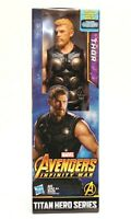"Marvel Titan Hero Series Avengers Infinity War THOR 12"" Action Figure - NEW"