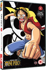 DVD:ONE PIECE (UNCUT) COLLECTION 1 (EPISODES 1 TO 26) [UK E - NEW Region 2 UK