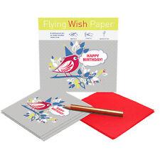 Birthday Birdy - Flying Wish Paper