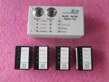 Danor Engineering BAM-ROM Display Unit DE-3624 D w / 4x BAM Sensor DE-3624 BS