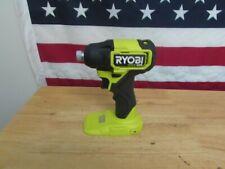 Ryobi PSBID01CN Brushless Quarter Inch Impact Driver, tool only 573