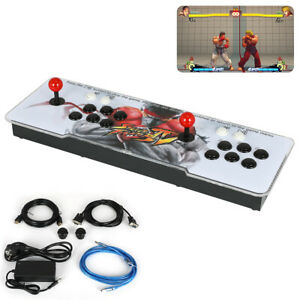Arcade Game Console Double Stick Pandora Box 3D & 2D 3399 in 1 HDMI VGA USB