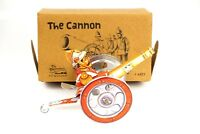 The Canon Tin Treasures Nostalgia Vintage Style Classic Tin Toy Reproduction