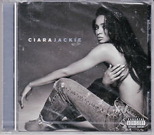 CD 16T CIARA JACKIE DE 2015 feat Pitbull DELUXE EDITION NEUF SCELLE