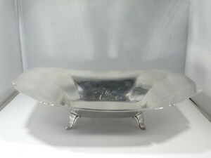 LARGE TIFFANY & CO. STERLING SILVER  BOWL 22.82 TROY OUNCES