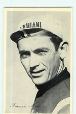 François MAHE . Coureur Cycliste, cyclisme. Geminiani
