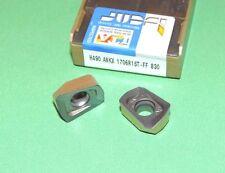 H490 ANKX 1706R15T-FF IC830 ISCAR CARBIDE INSERT