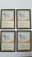 wall of Glare Urza's Destiny 4x Playset Magic the Gathering MTG