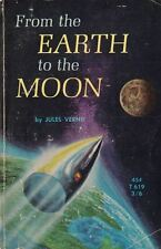 From the Earth to the Moon by Jules Verne 1969 Scholastic Paperback 4th Printing